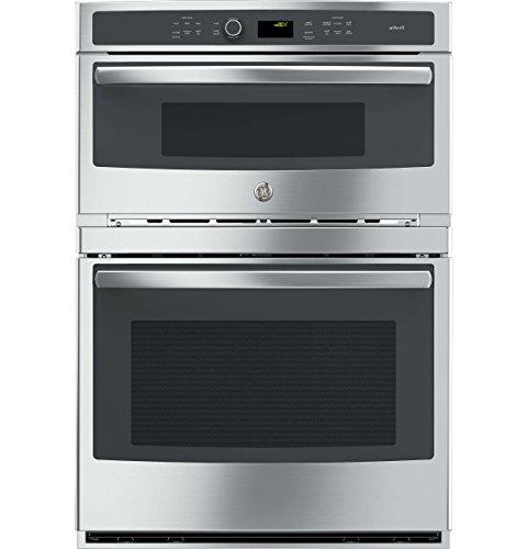 Ge 30 Inch Combination Stainless Steel Wall Oven