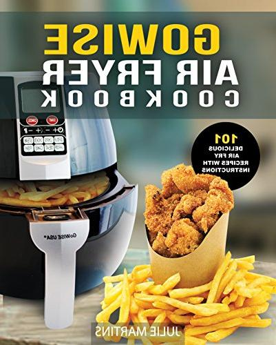 gowise air fryer cookbook 101