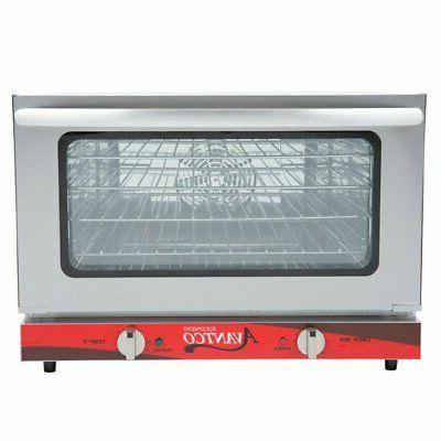 Half Commercial Restaurant Kitchen Countertop Oven 120V