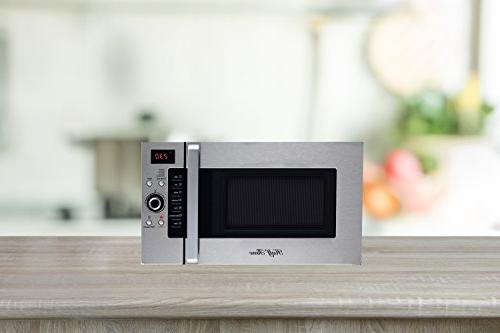Half Convection Microwave Oven, Bake, Brown, in the Year Manufacturer's