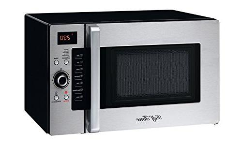 Half Convection Microwave Oven, Bake, in Countertop Year Manufacturer's