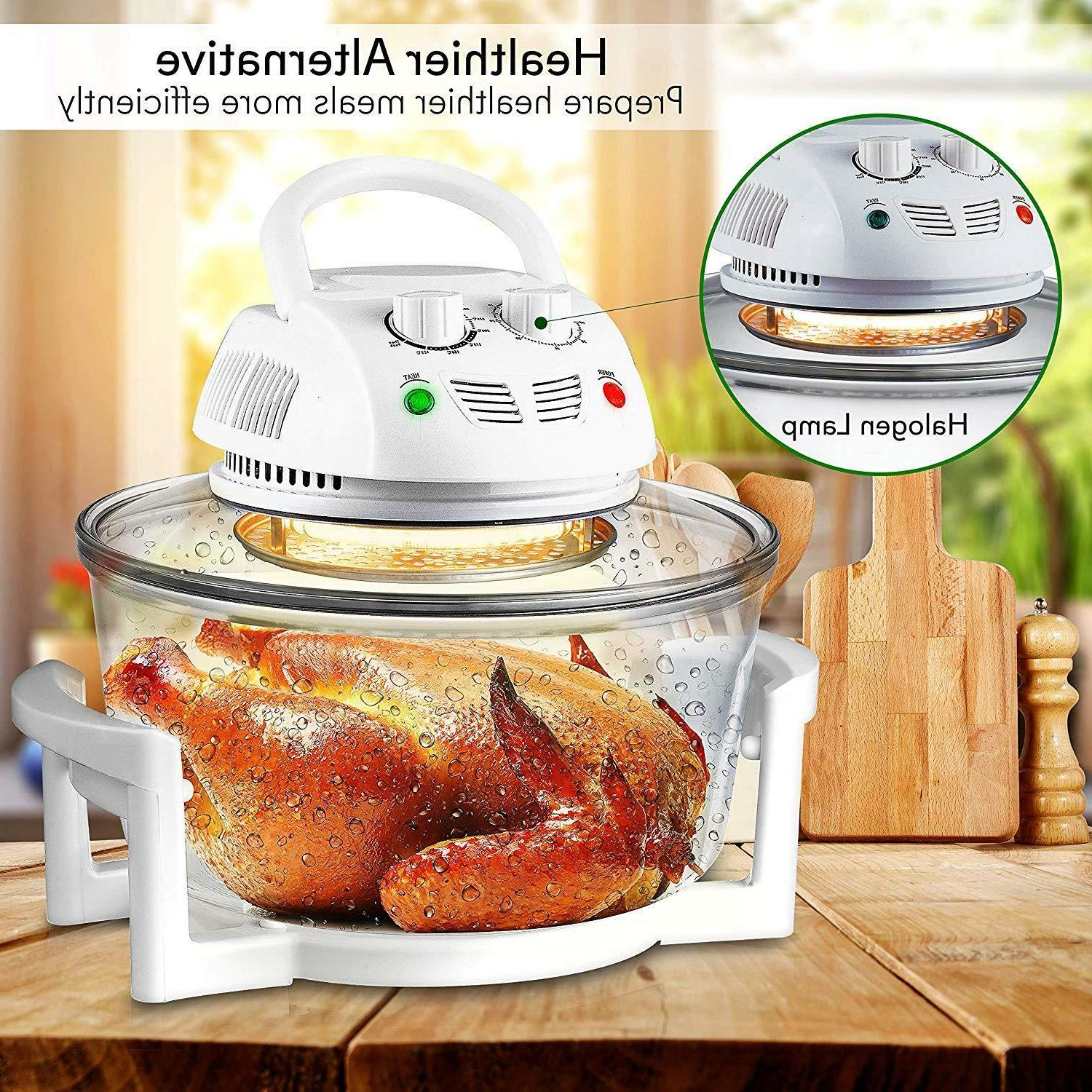 NutriChef Air Fryer Convection Healthy