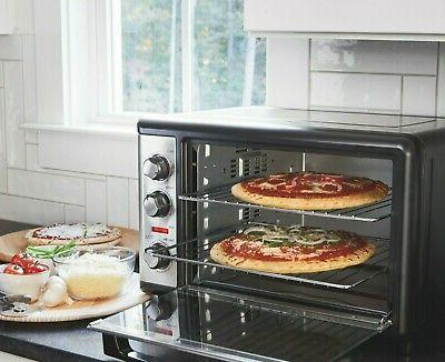 Oven with Steel