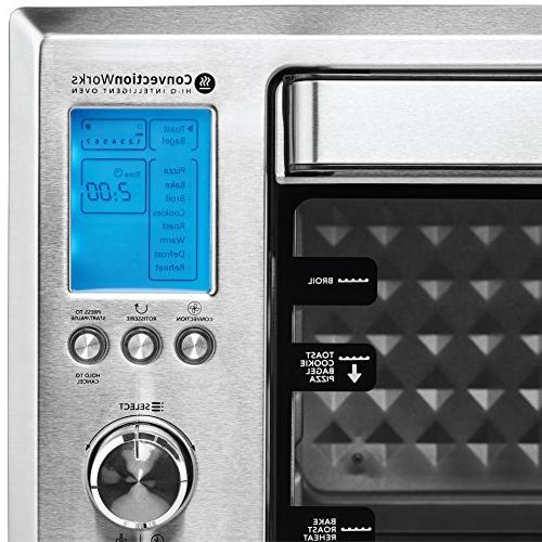 ConvectionWorks® Countertop Oven Set, Convection Oven Cutting Board , Watt,