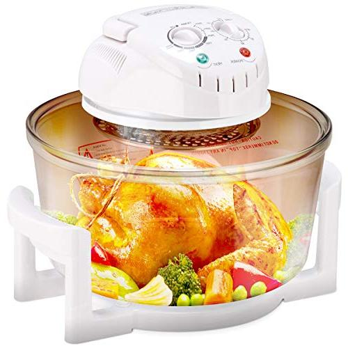 infrared halogen convection turbo oven