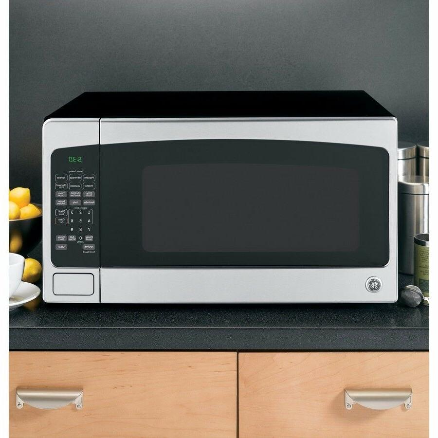 GE JES2051SN Microwave Oven