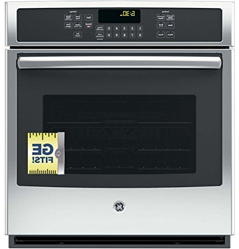"""GE JK5000SFSS 27"""" Stainless Steel Electric Single Oven"""