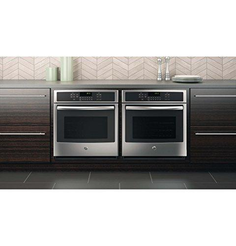 """GE 27"""" Stainless Steel Electric Single Oven Convection"""