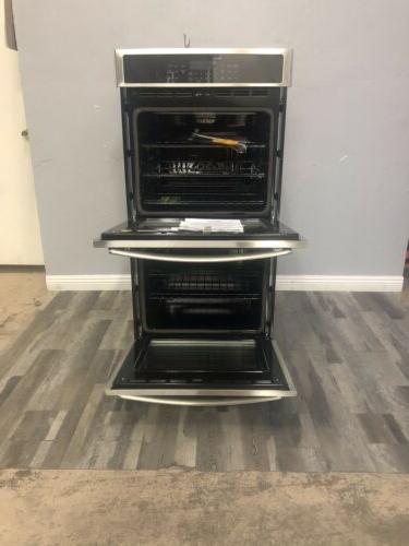 """GE 27"""" Steel Built-In Wall Oven"""