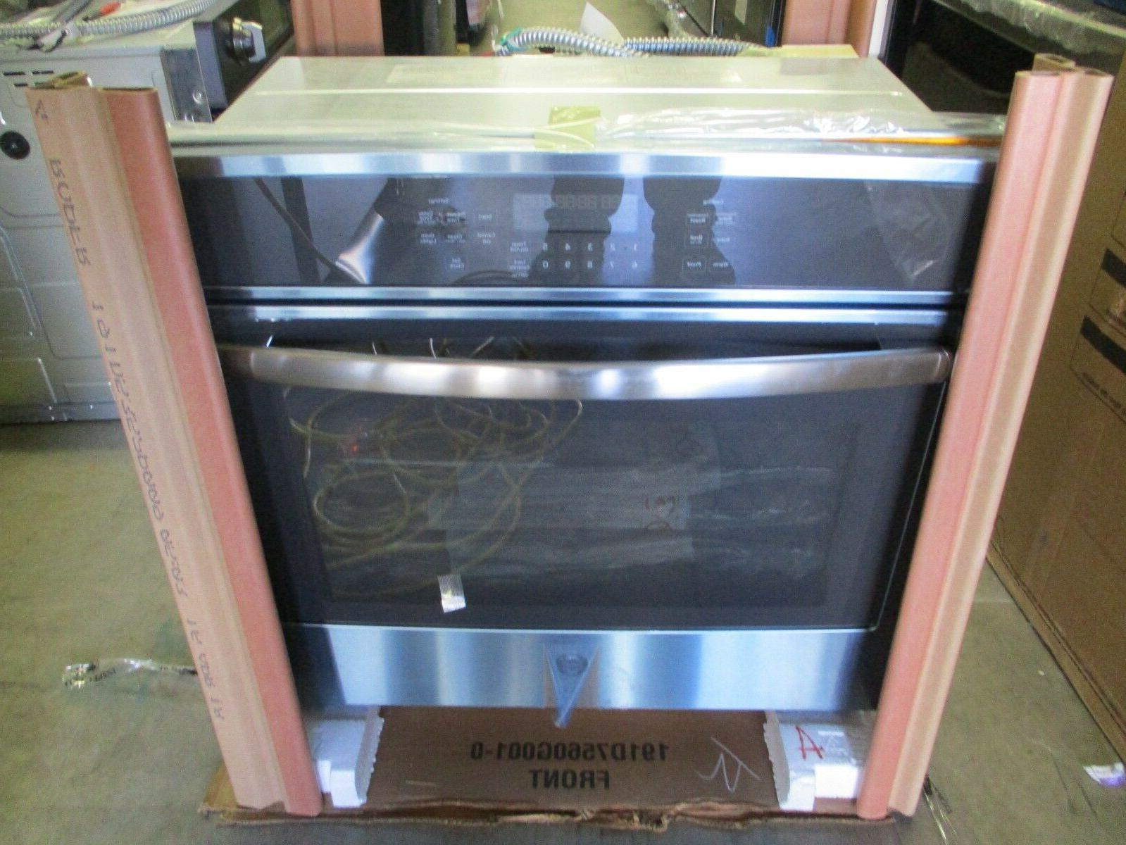 """GE JT5000SFSS 30"""" Stainless Steel Single Electric Convection"""