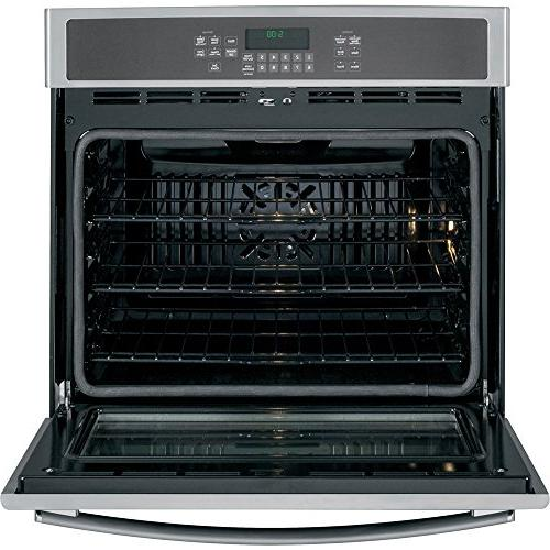 """GE 30"""" Steel Electric Single Wall Oven Convection"""