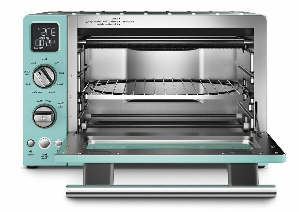 KitchenAid KCO275AQ Aqua Sky Convection Countertop Oven