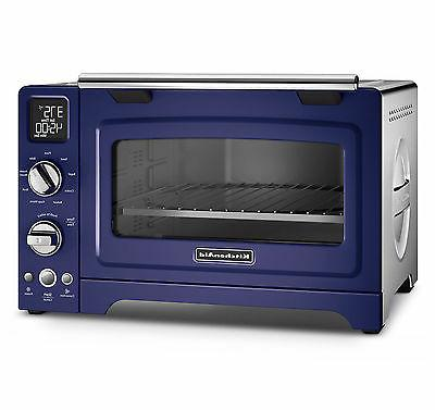 KitchenAid KCO275BU Blue Convection Oven