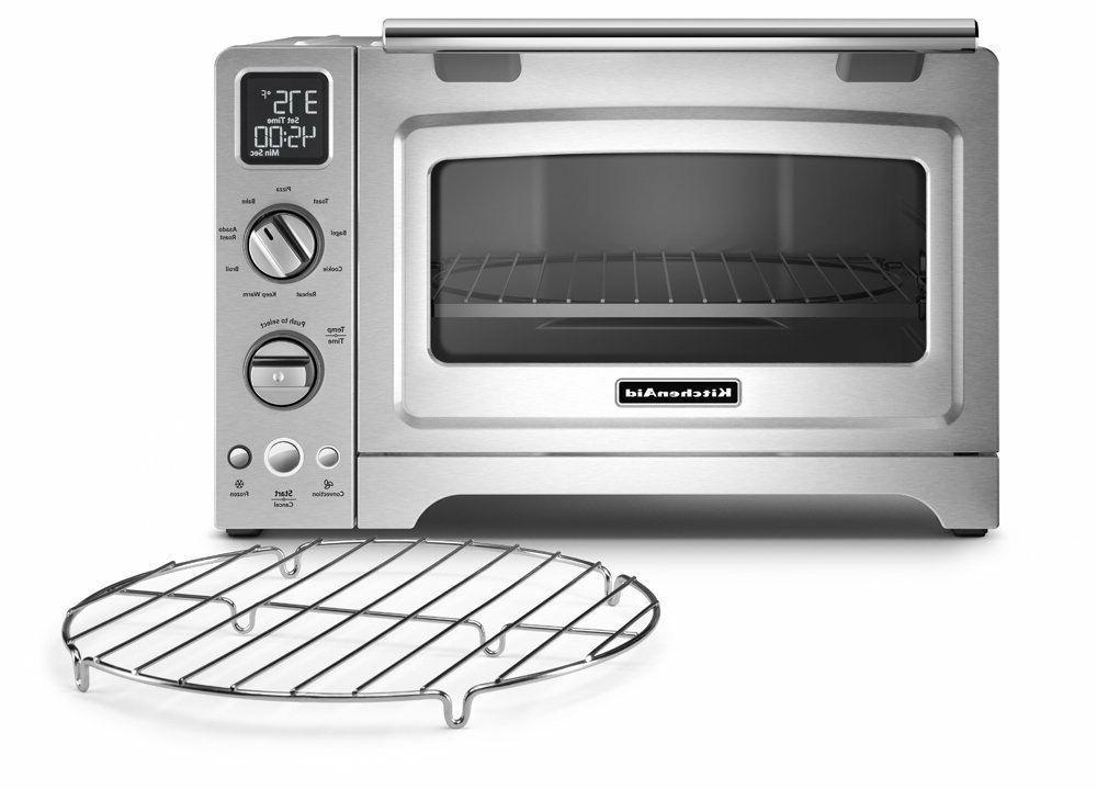 Digita KCO275SS 1800-watt Countertop Oven, 12-Inch,