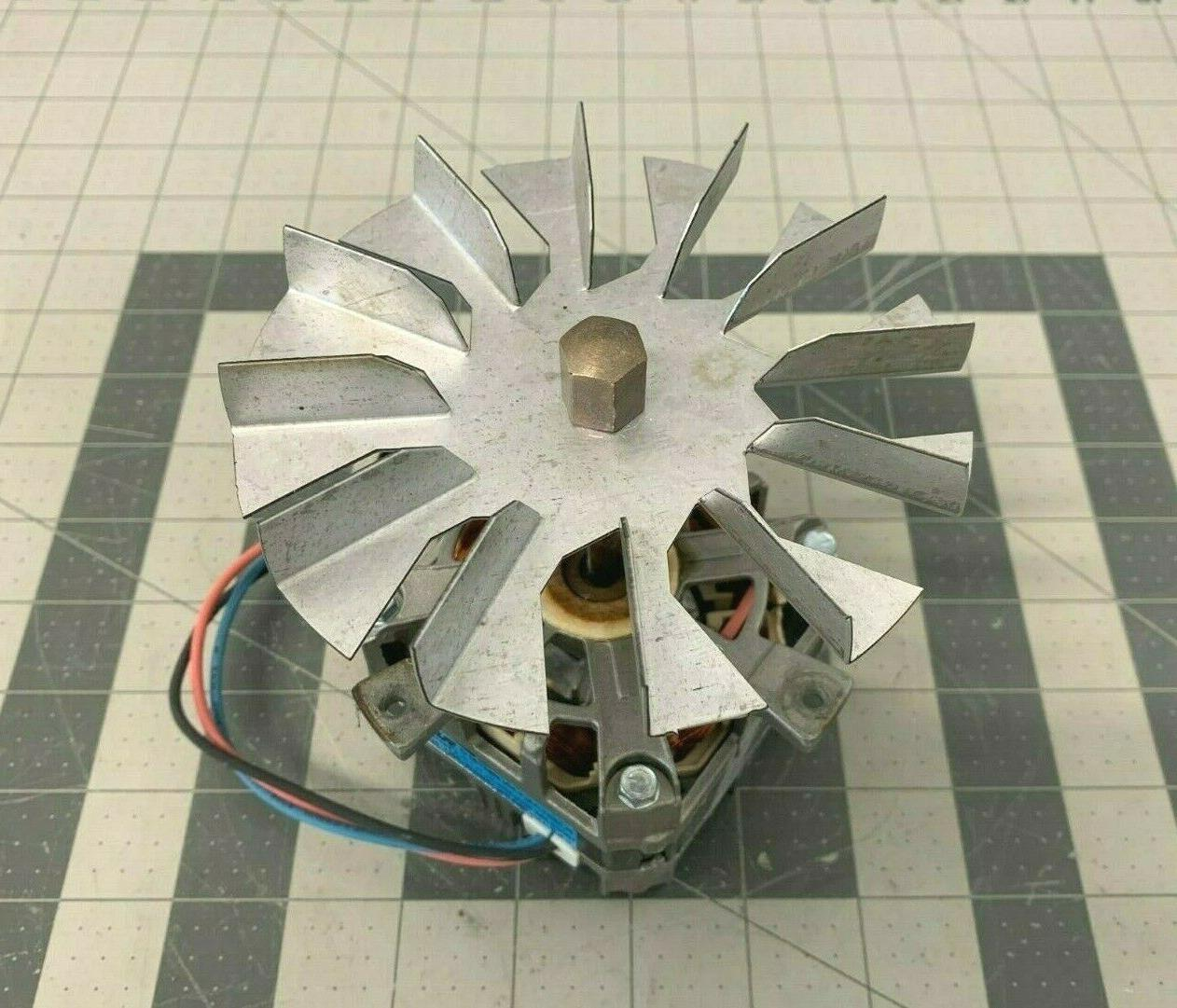 kenmore oven convection fan motor wb26t10013 164d4751p001