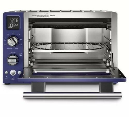 Kitchen Aid Digital Countertop 12-Inch Cobalt Blue