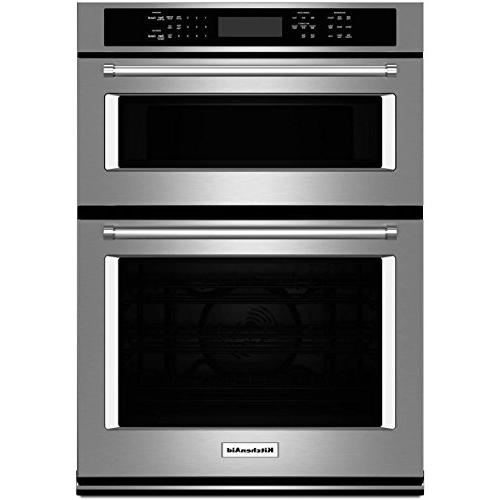 Kitchenaid Koce507ess Koce507ess 27 Stainless Convection