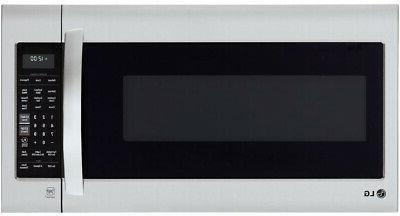 LG LMV2031ST Stainless 2.0 Microwave