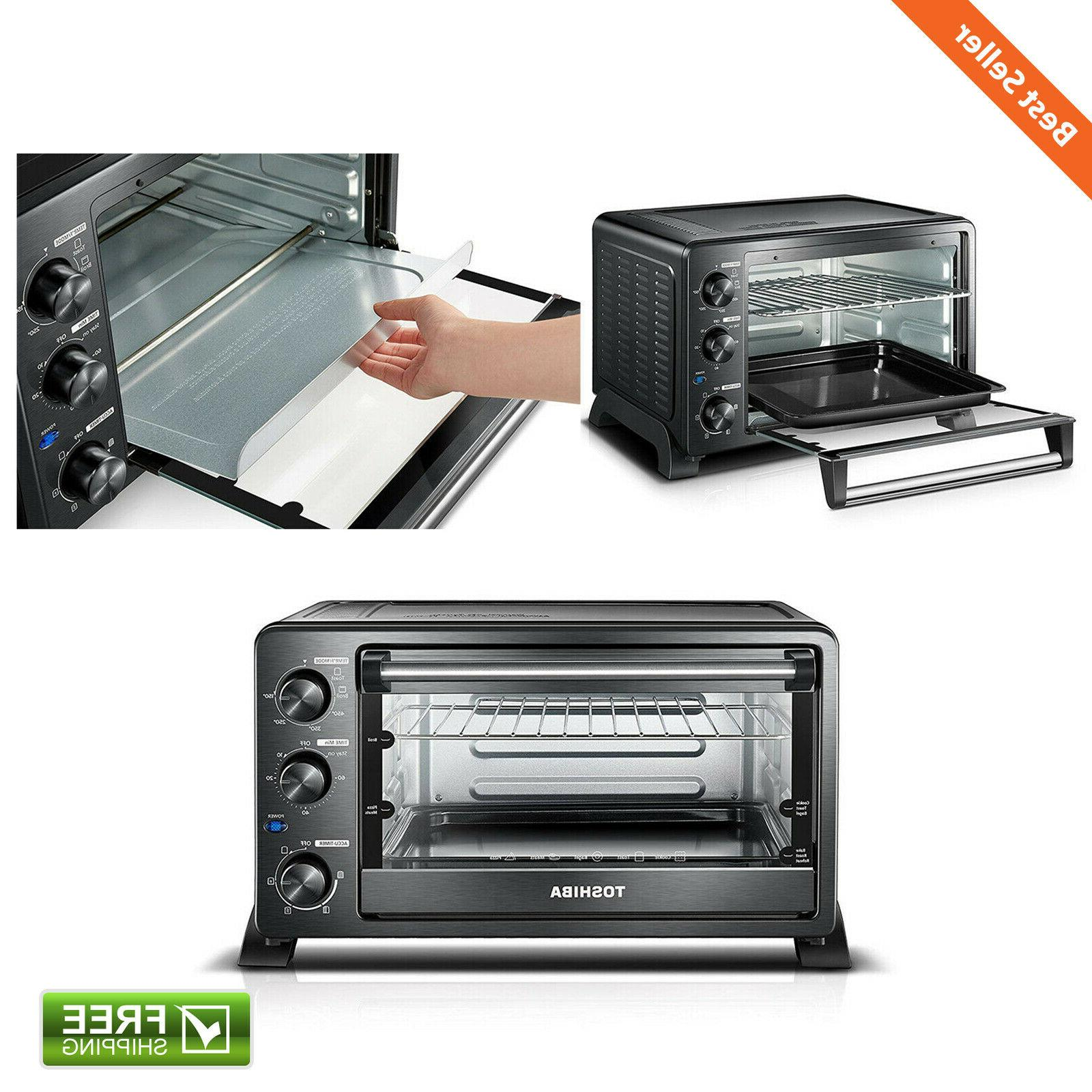 mechanical countertop convection oven compact fast food