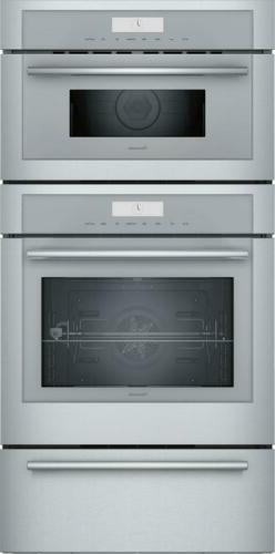 """Thermador Masterpiece Series MEDMCW31WS 30"""" Built-In Oven Hy"""