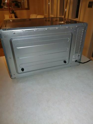 Microwave convection countertop new