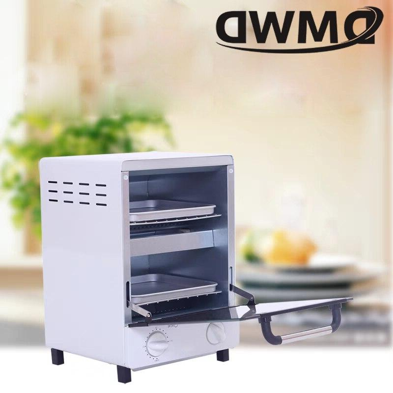 DMWD Electric <font><b>Oven</b></font> Vertical Bakery Timer Cake Pizza Baking