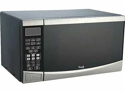 mt09v3s microwave stainless steel