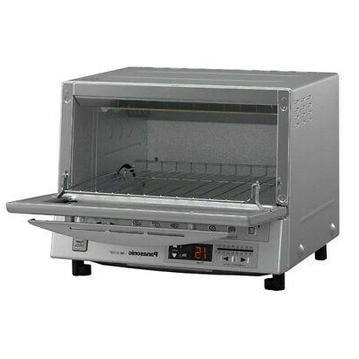 Panasonic Compact Toaster Oven Double Heating
