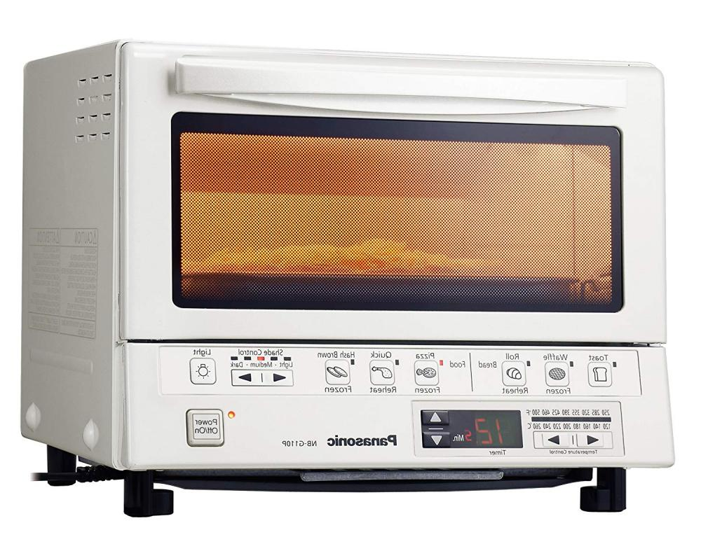 Panasonic Toaster Oven, Silver