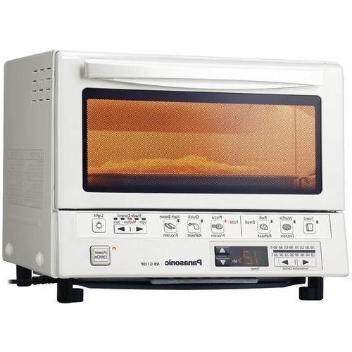 nb g110p flash xpress toaster oven white
