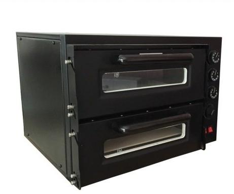 nb400 pizza oven countertop stainless