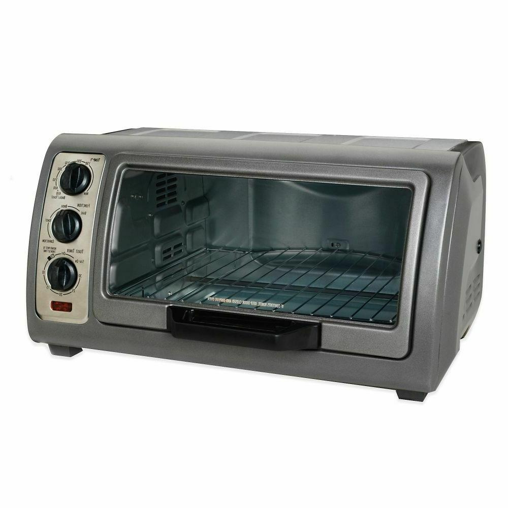 new 31126 6 slice easy reach convection