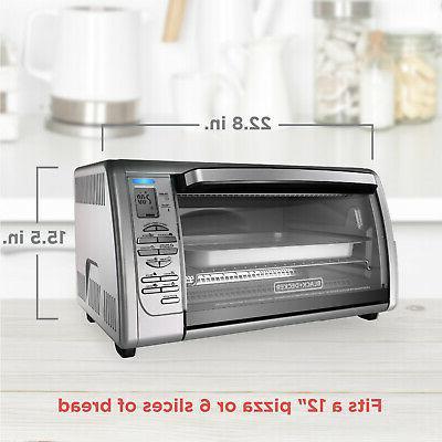 New BLACK+DECKER Toaster - Steel