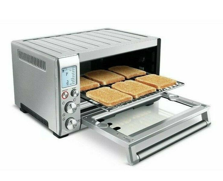 New Breville Oven Silver