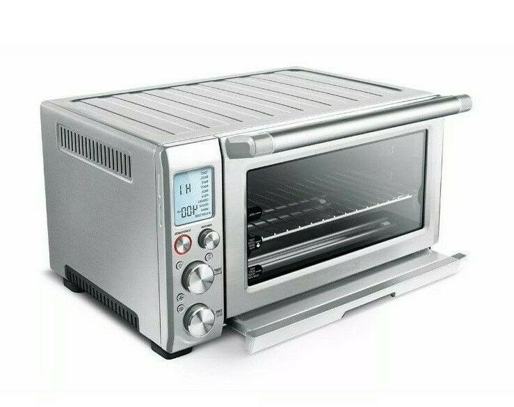 New Oven Pro Convection Oven Silver