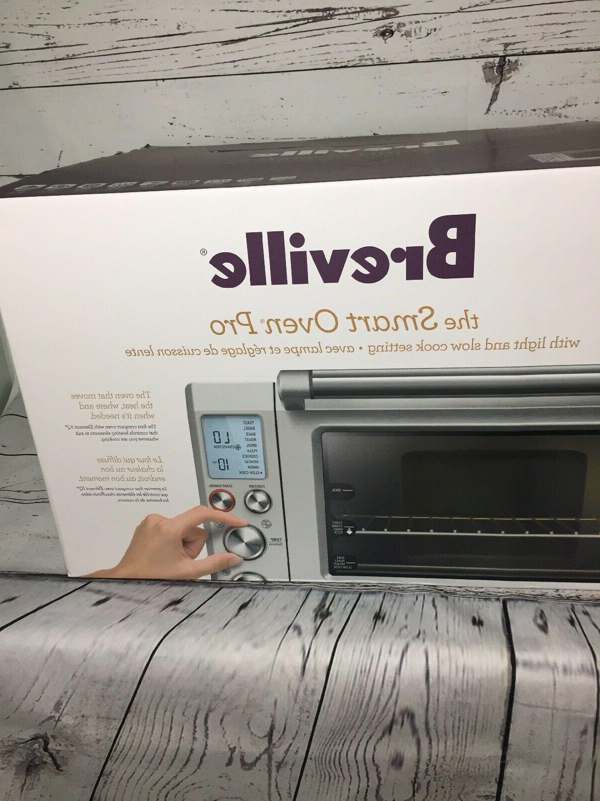 New Smart Oven Pro Convection Oven Silver