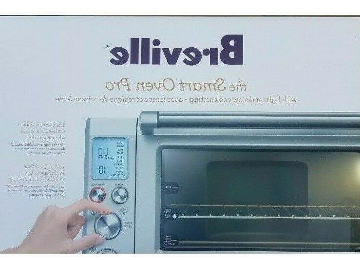 new bov845bss smart oven pro convection toaster
