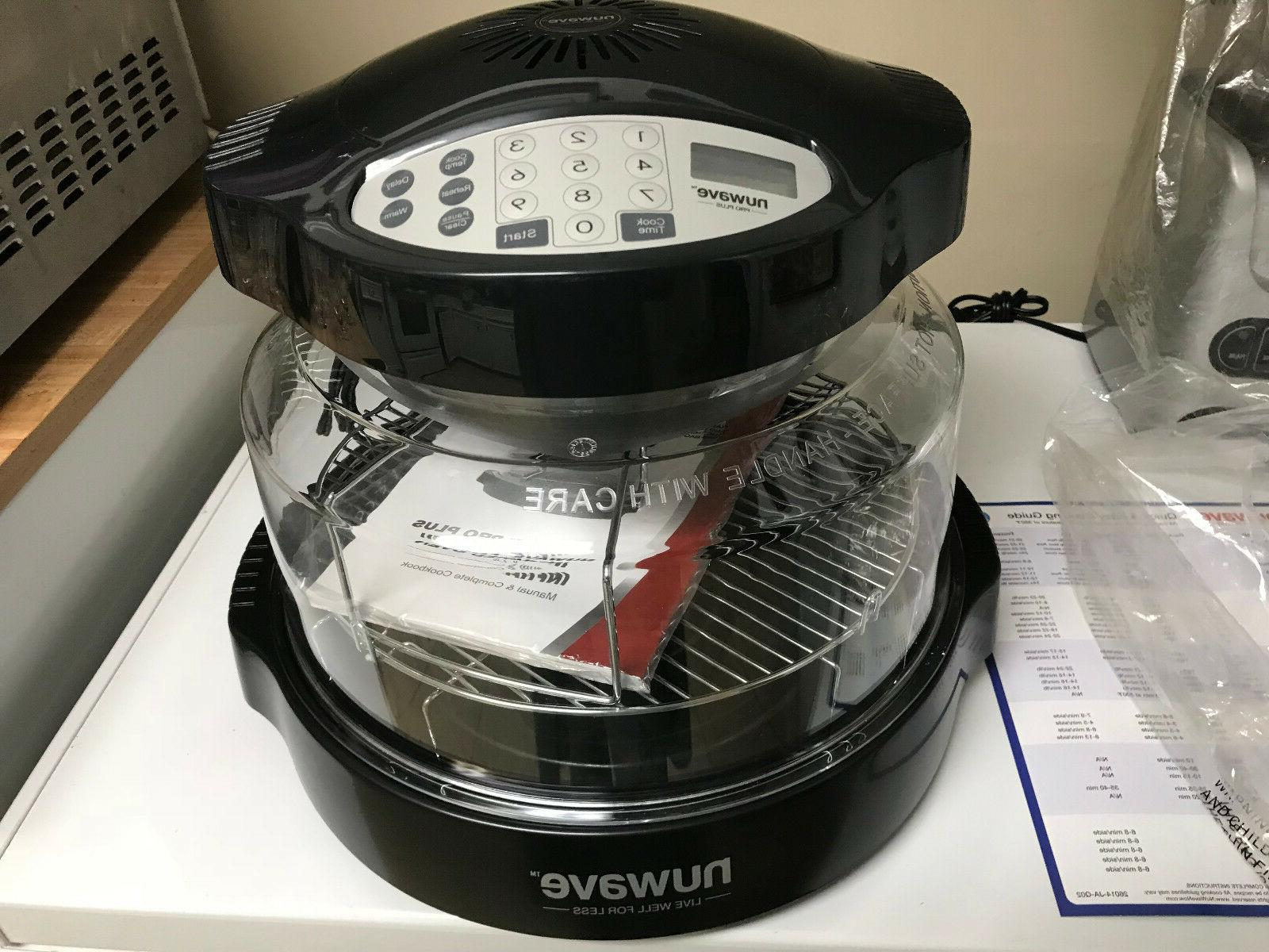 NEW NuWave Portable Countertop Electric Convection Pro