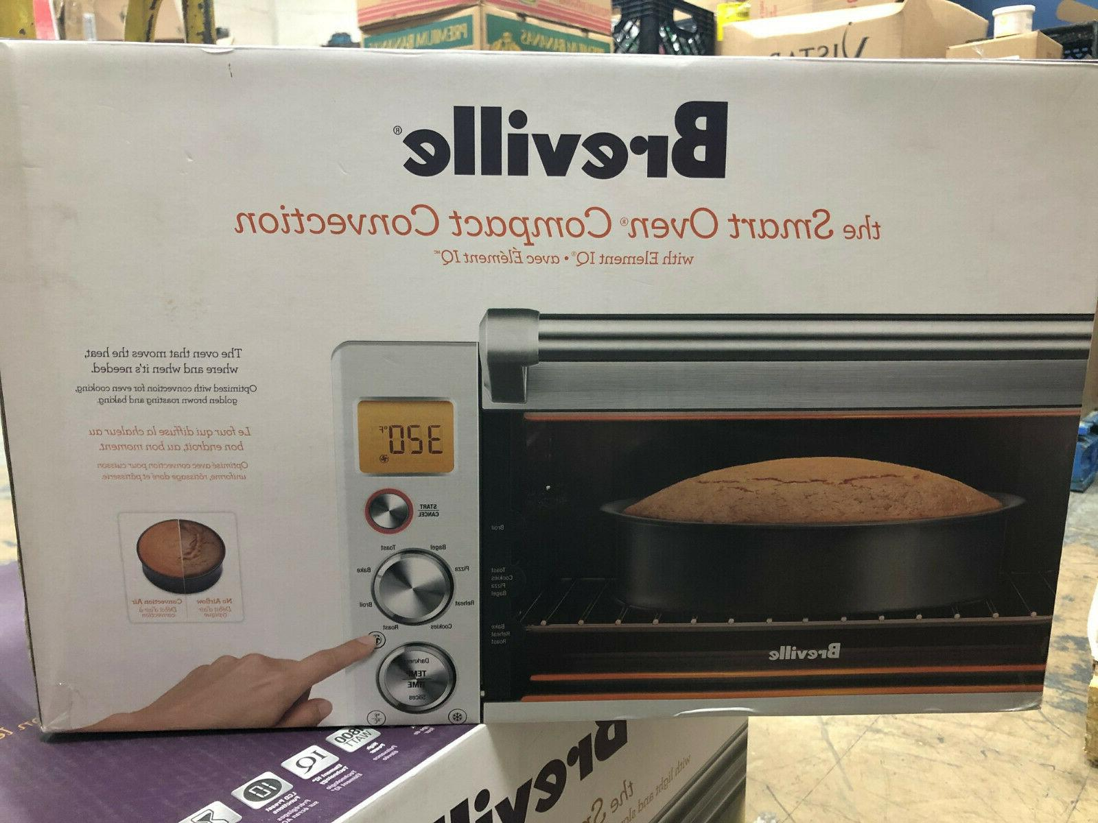 new smart oven compact convection with element