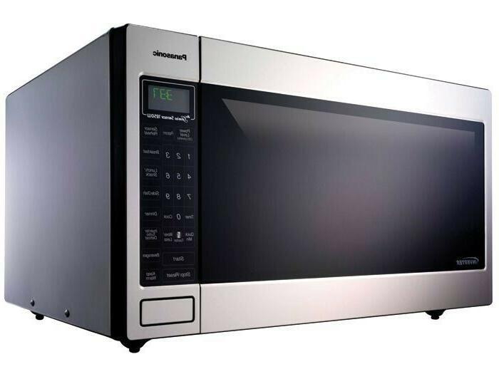 Panasonic Nn T945sf Genius Countertop
