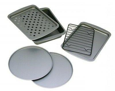 OvenStuff NonStick 6Piece Oven New, Free Shipping
