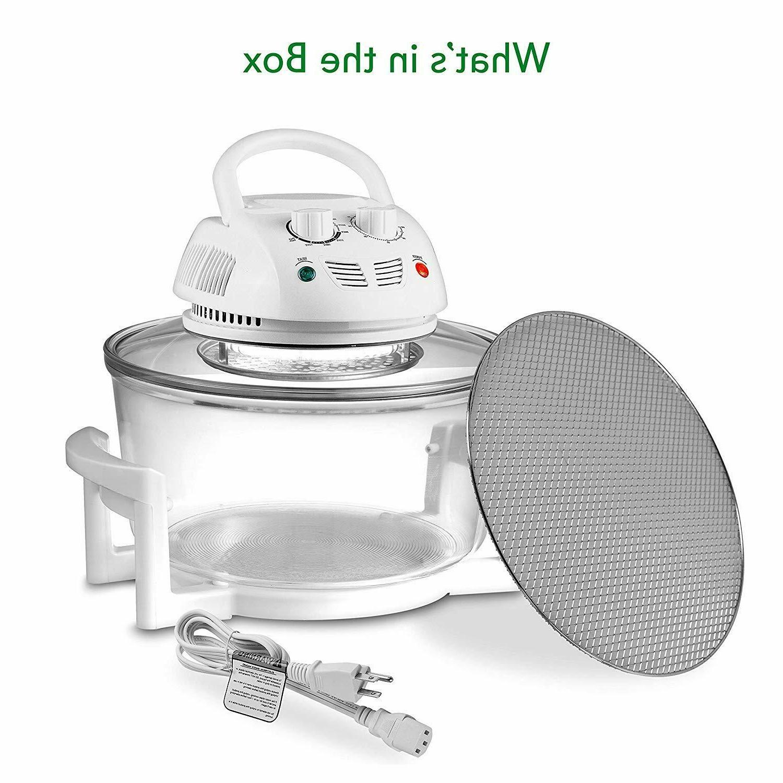 NUEVO Electrica No Aceite Freidora Turbo Convection Oven