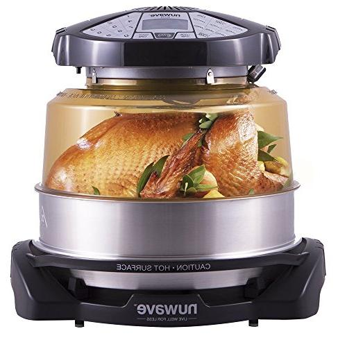 NuWave Countertop Oven with Extender Ring Kit