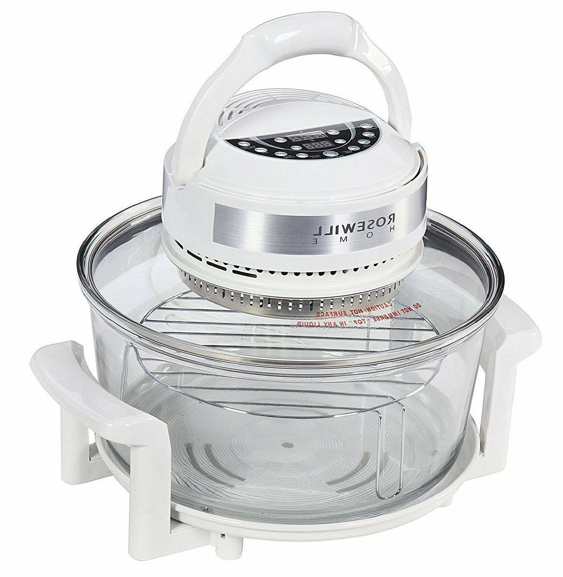 Oil Electric Large Cook 12L