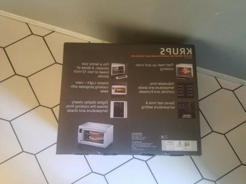 KRUPS OK710 Turbo Oven