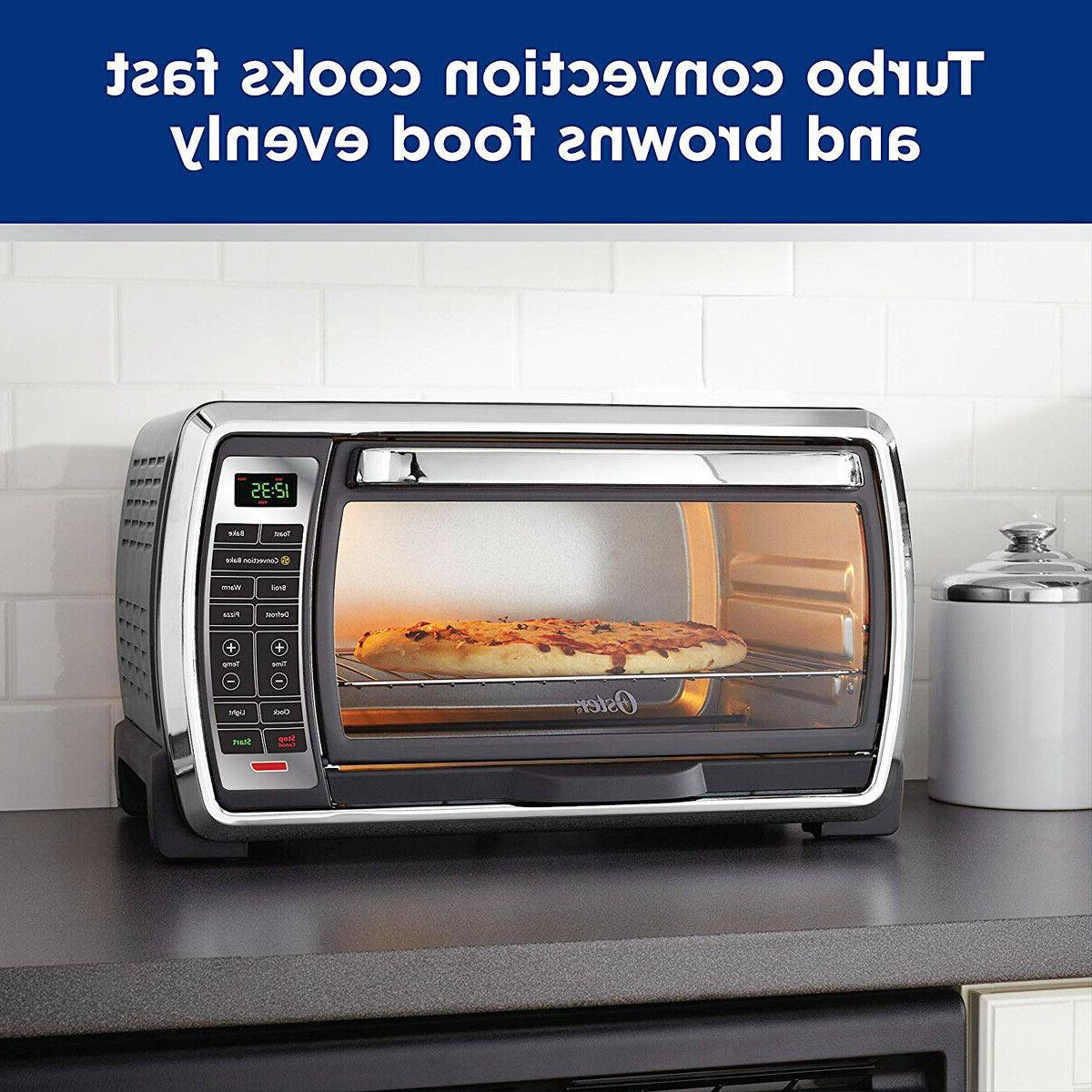 Oster Digital Convection Large 6-Slice Capacity,