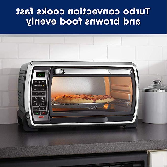 Oster Toaster Digital Convection Oven, 6-Slice
