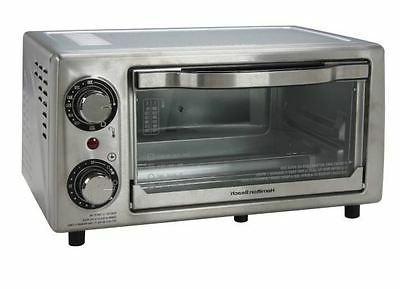 oven slice broiler fresh