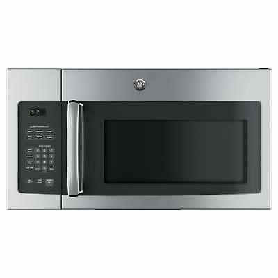over range stainless microwave oven
