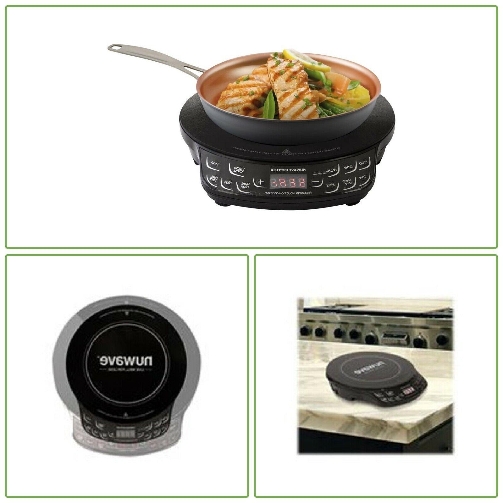pic flex precision induction cooktop